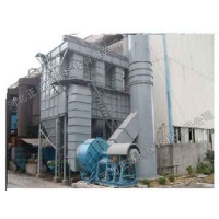 山西太原九州新型烘干机袋式除尘器制造工厂材质板厚质量好