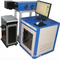 不锈钢五金件激光标号打标机/塑胶电子精密型激光喷码机