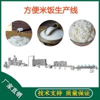 方便米饭加工设备生产线