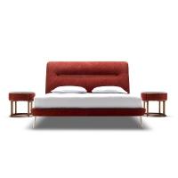 ULIVI家具乌利维·萨洛蒂意大利进口品牌卧室双人床高档定制家居