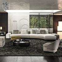 minotti米诺提沙发 现代简约沙发轻奢家具意大利沙发定制家具