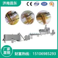 昌东机械DS100全自动大米吸管加工设备