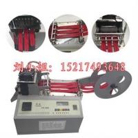 粤凯双耳带直切机 反光带热裁机 装饰绳高效率切断机