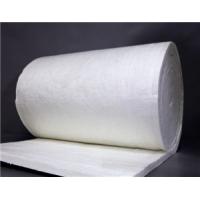山东加热炉保温耐火保温棉硅酸铝陶瓷纤维毯