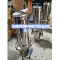 进口滤芯SLAF-15CJ 压缩空气不锈钢除菌过滤器