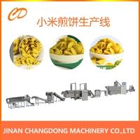 昌东小米煎饼锅巴生产设备 鱿鱼卷生产设备
